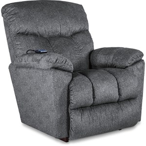 La Z Boy Morrison Casual Rocker Recliner Godby Home