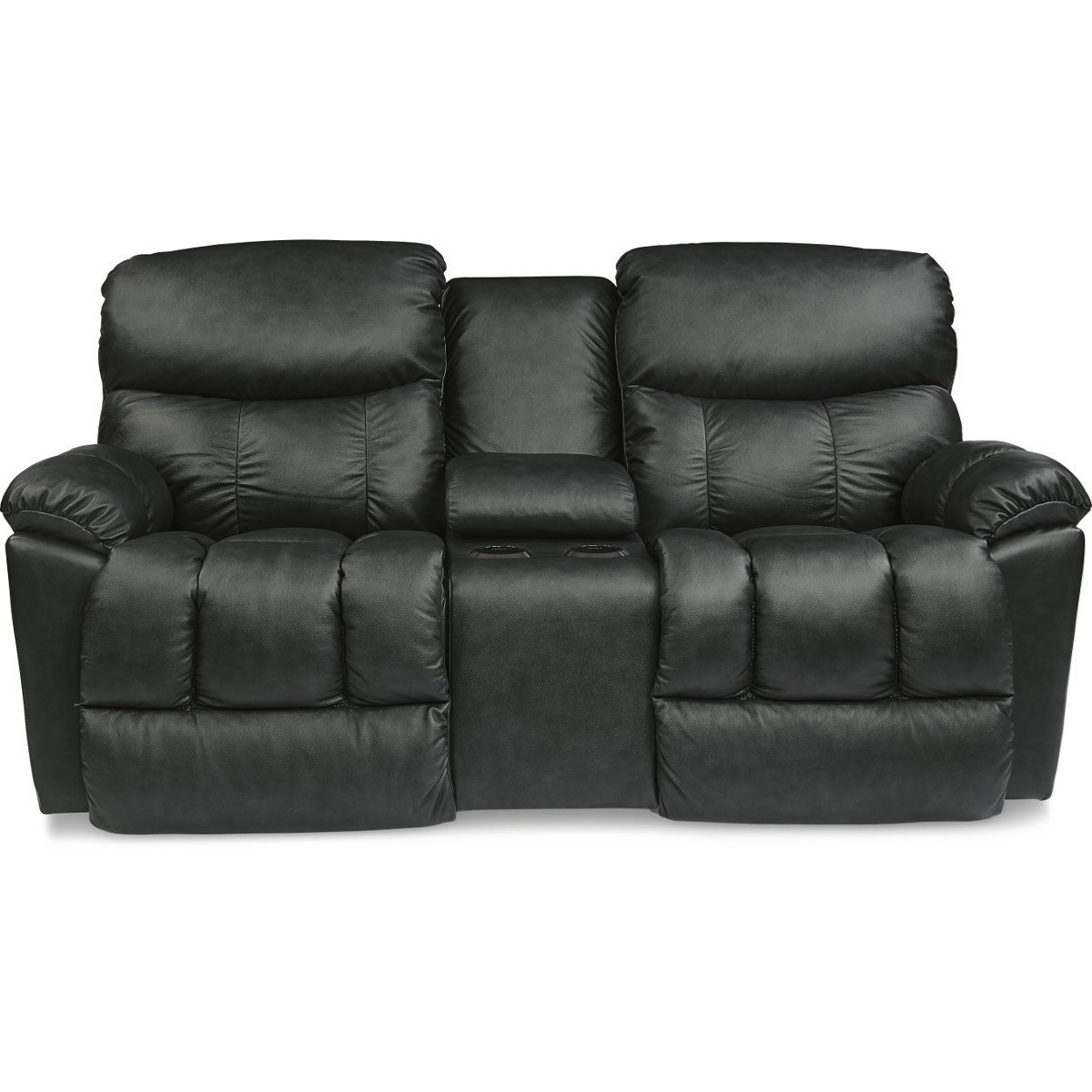 Power Reclining Loveseat w/ Console