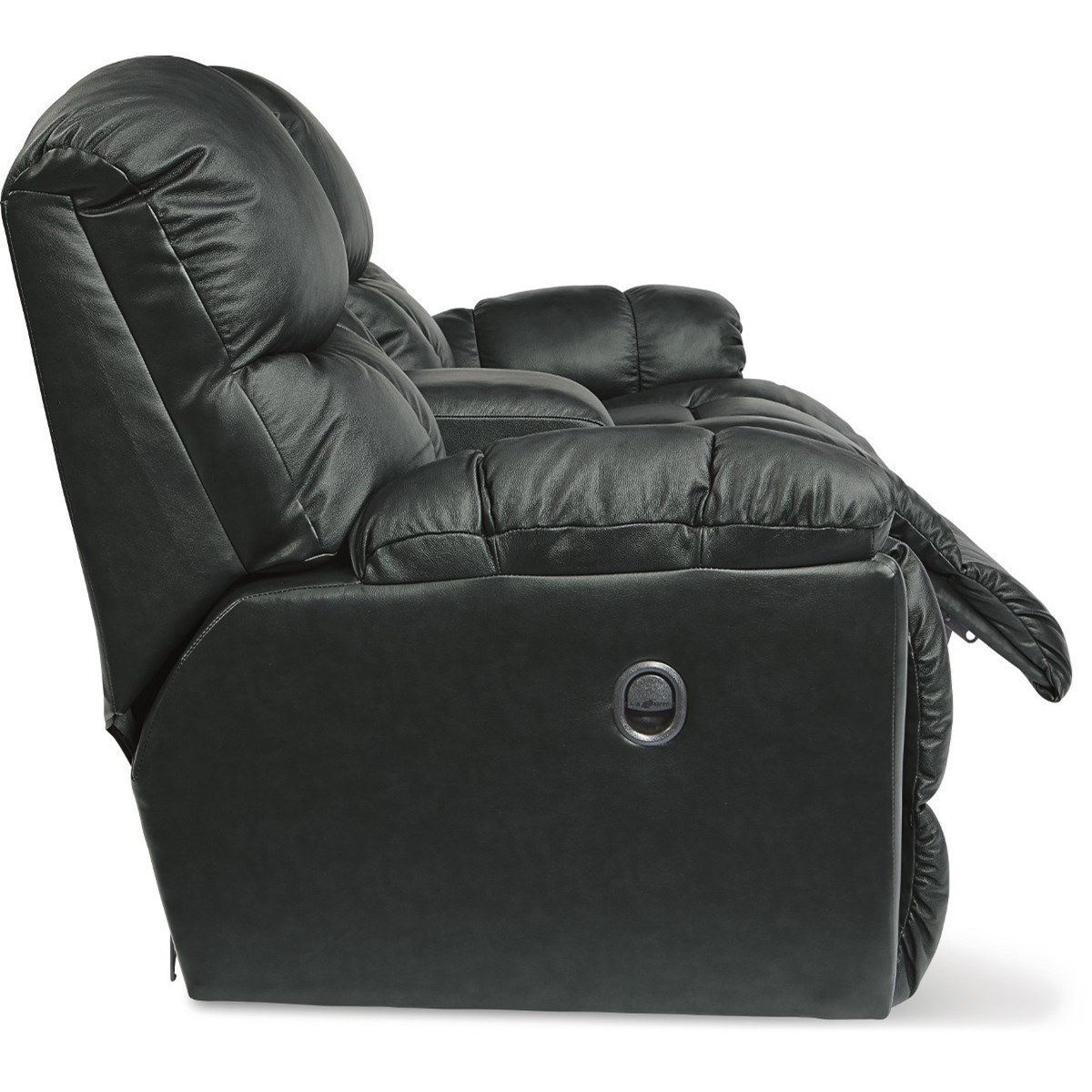 La Z Boy Morrison Casual Reclining Loveseat With Cupholder