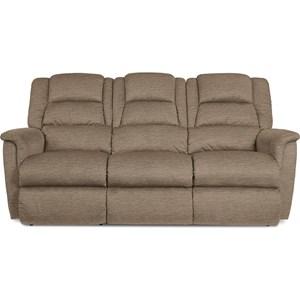 Power-Recline with Power Headrest Sofa