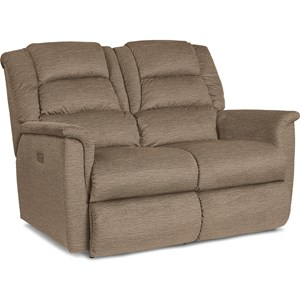 Power-Recline with Power Headrest Loveseat