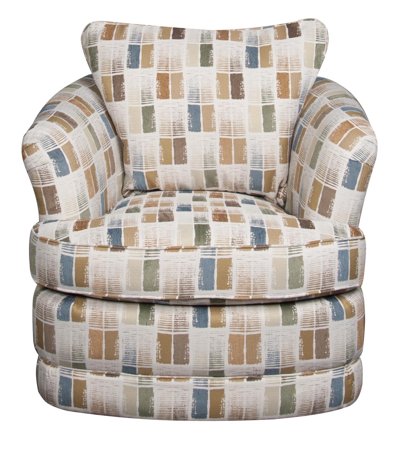 La-Z-Boy Natalie Natalie Swivel Chair - Item Number: 929362346