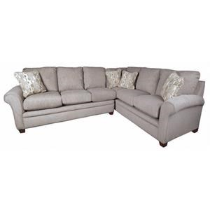 La-Z-Boy Natalie Natalie 2-Piece Sectional