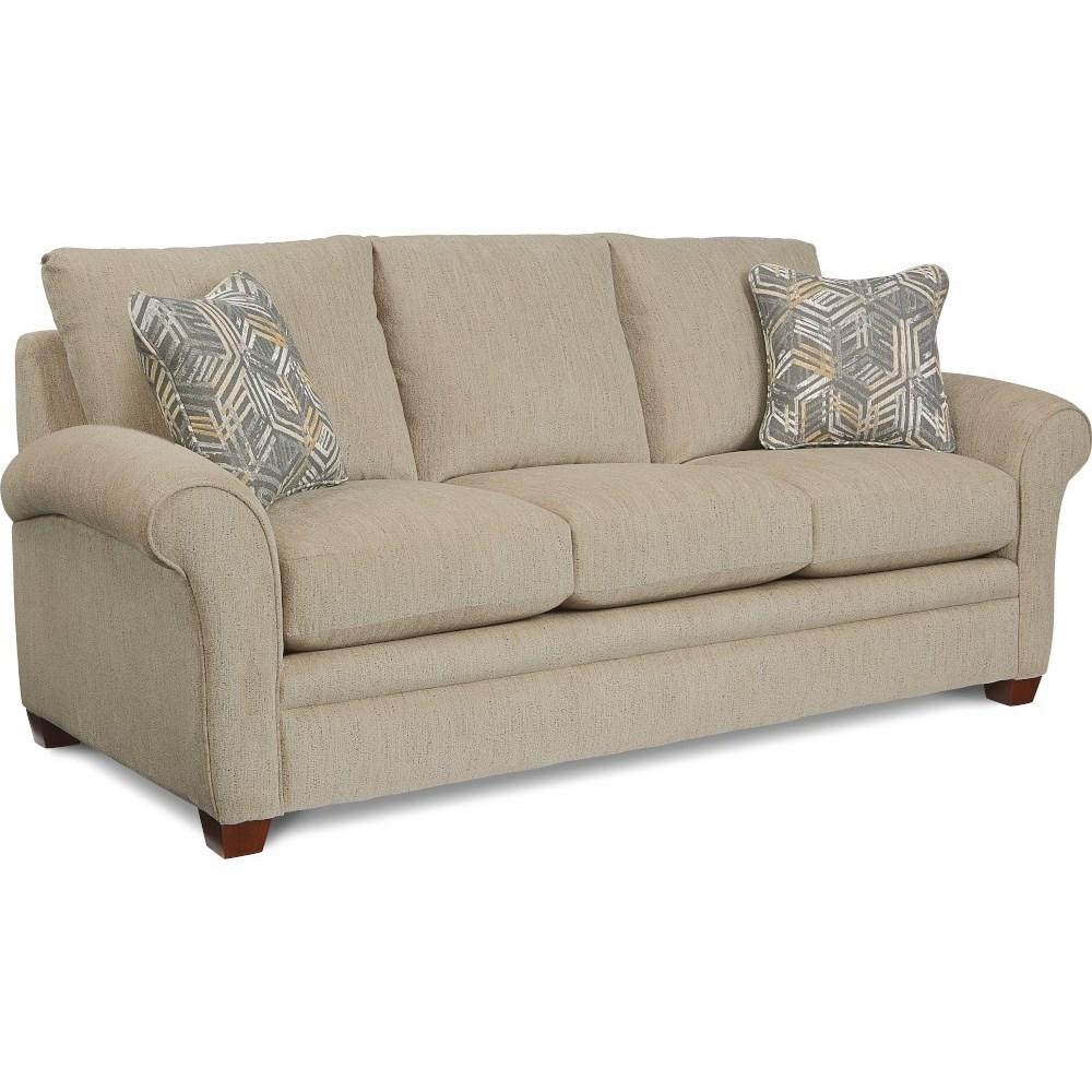 La Z Boy Natalie SUPREME COMFORT™ Queen Sleep Sofa ...