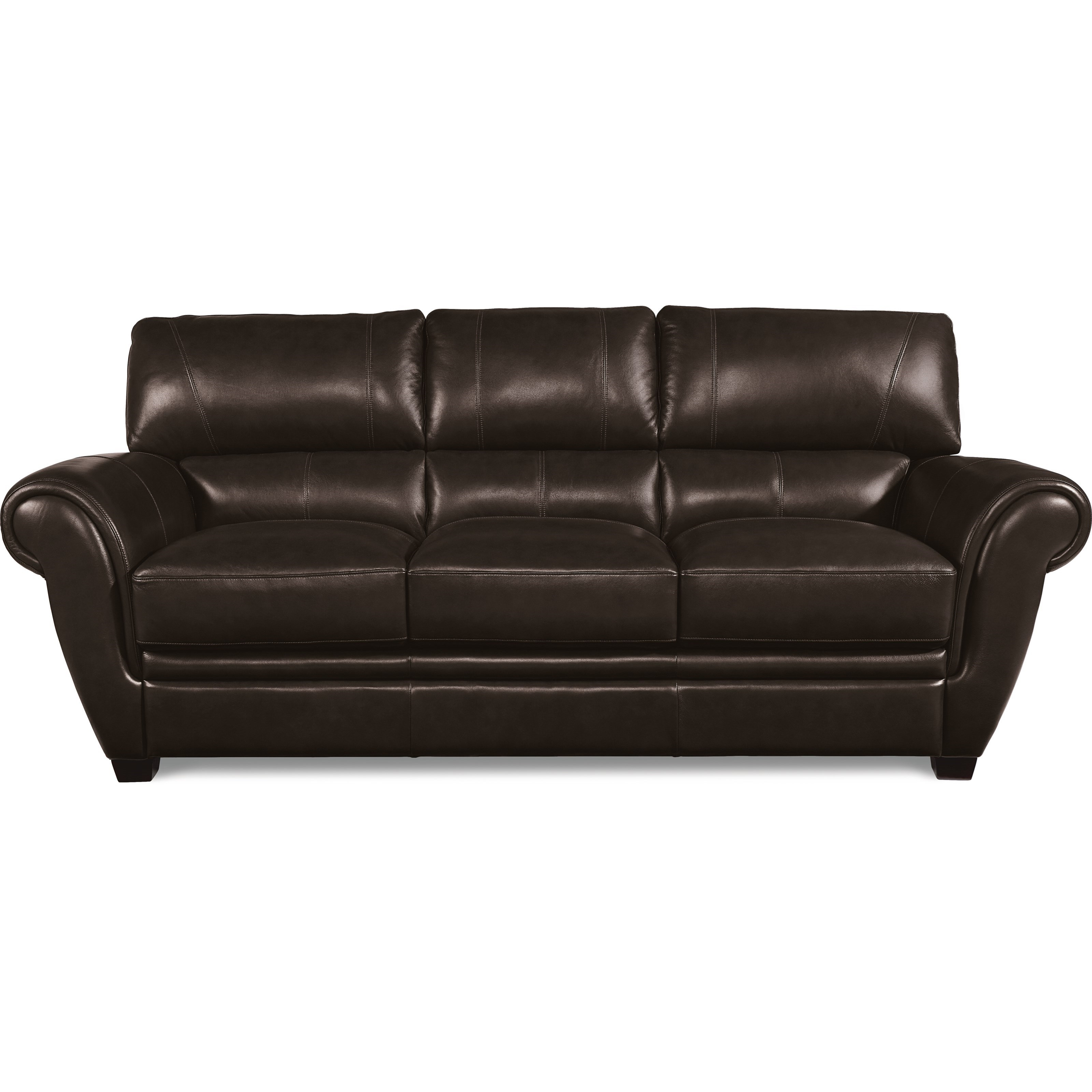 La-Z-Boy Nitro Leather Match Sofa | Johnny Janosik | Sofas