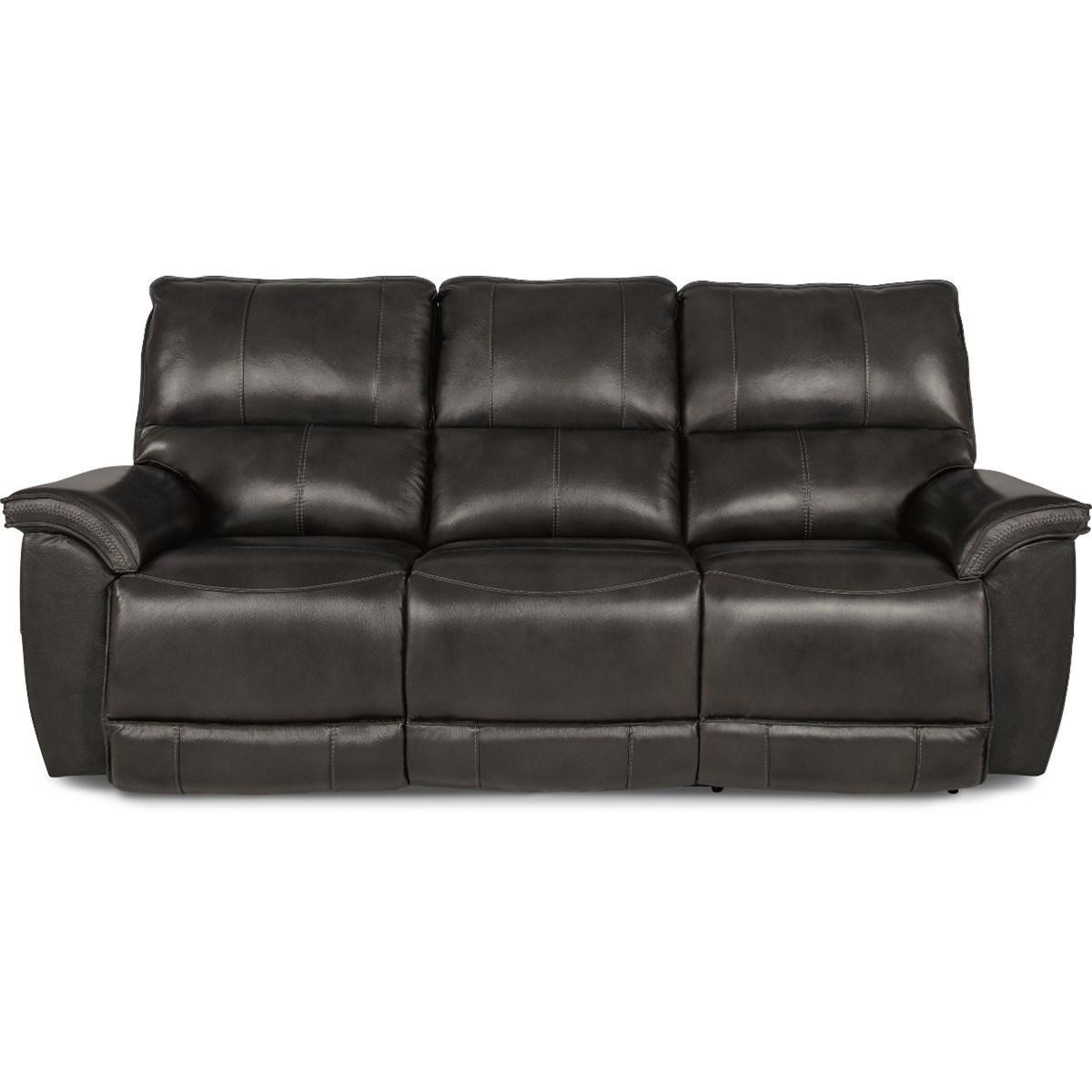 Power-Recline Sofa with Power Headrest