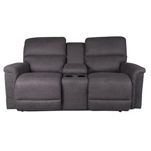 Oscar Power Loveseat with Power Headrest