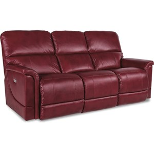 La-Z-Boy Oscar Power-Recline™ Sofa with Power Headrest