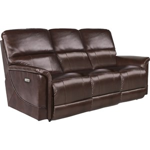 La-Z-Boy Oscar Power La-Z-Time® Full Reclining Sofa