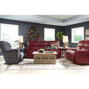 La-Z-Boy Oscar Reclining Living Room Group