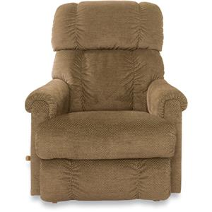 La-Z-Boy Pinnacle Brown Rocker Recliner