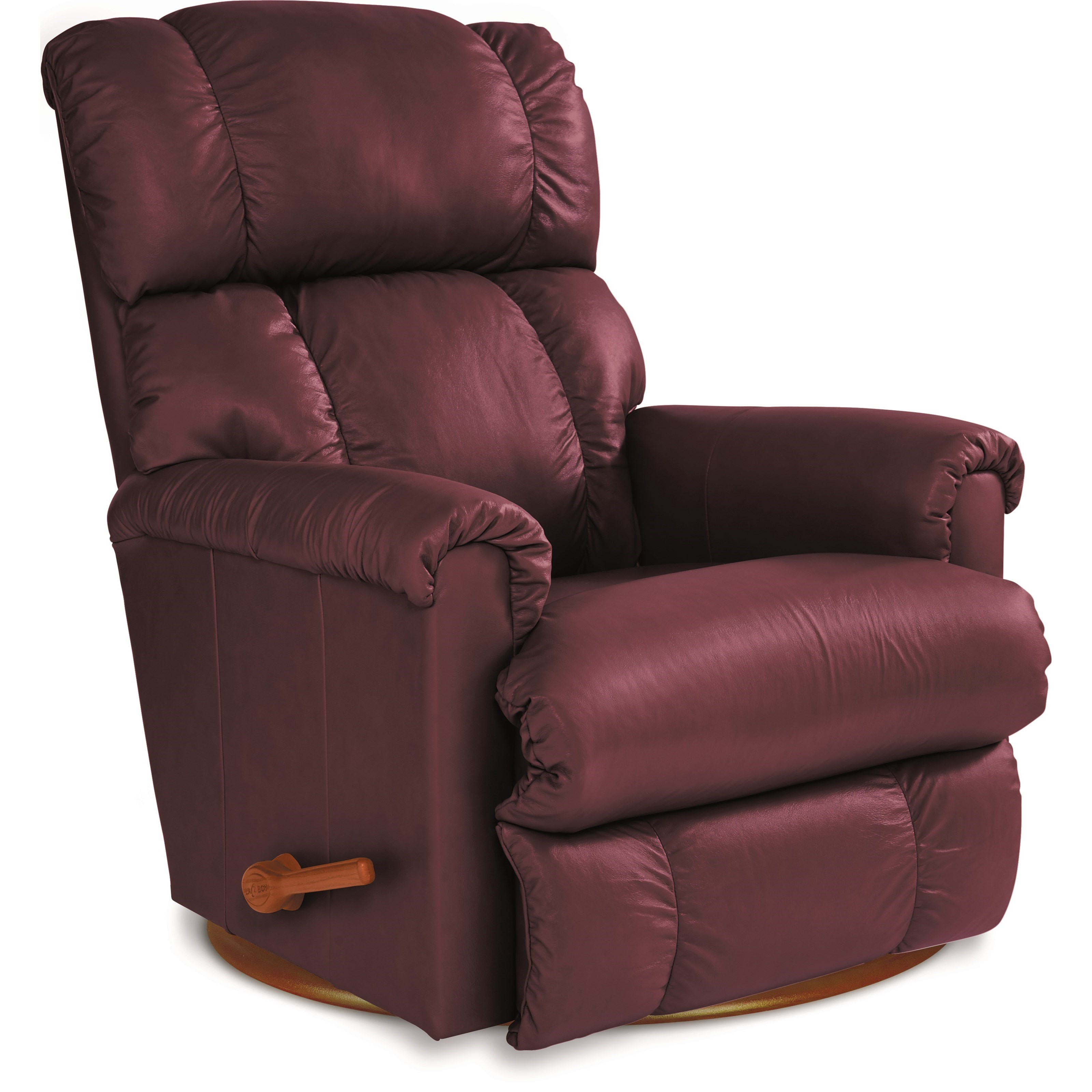 La Z Boy Pinnacle Reclina Rocker 174 Reclining Chair Knight
