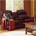 La-Z-Boy Pinnacle 3 Piece Sectional Sofa - Item Number: 04L512+04R+3CSLB133409