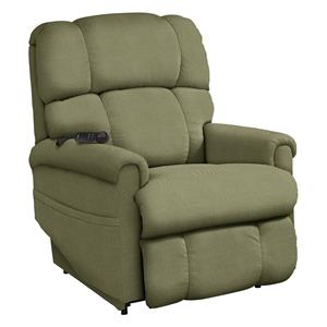 La-Z-Boy Pinnacle Moxie Sage Lift Chair with Heat and Massage