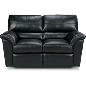 Power La-Z-Time? Full Reclining Loveseat