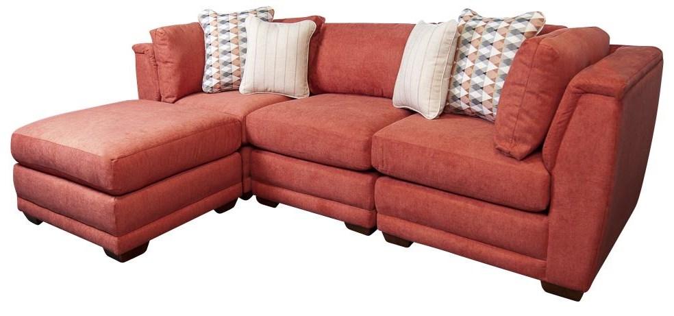 Ridgemont Sectional Sofa