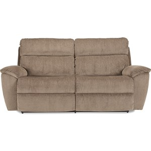 Power 2-Seat Full Reclining Sofa w/ Pwr Head