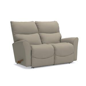 Superb Rowan Reclining Loveseat By La Z Boy At Homeworld Furniture Andrewgaddart Wooden Chair Designs For Living Room Andrewgaddartcom