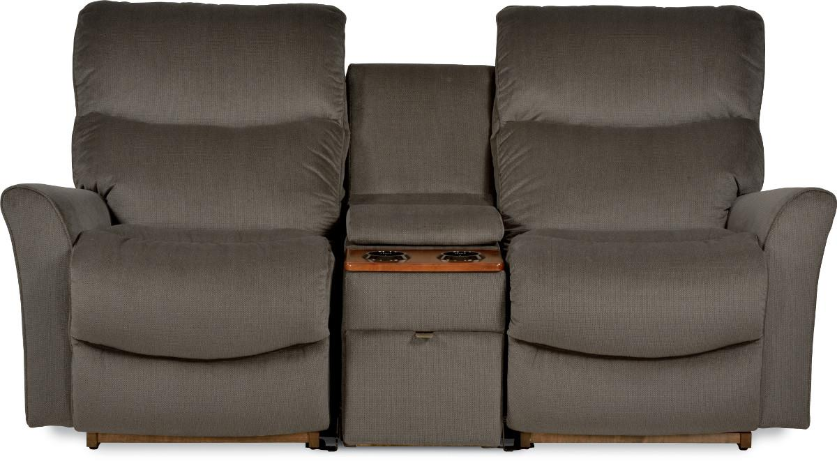 La-Z-Boy Rowan Reclining Loveseat with Console - Item Number 3PL765+ : lazy boy love seat recliner - islam-shia.org