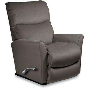 La-Z-Boy Rowan Granite Recliner with Arc Handle