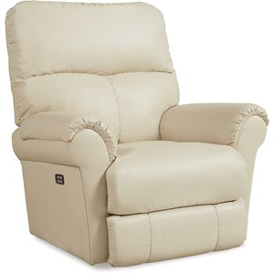 La-Z-Boy Sheldon Power-Recline-XR RECLINA-ROCKER® Recliner