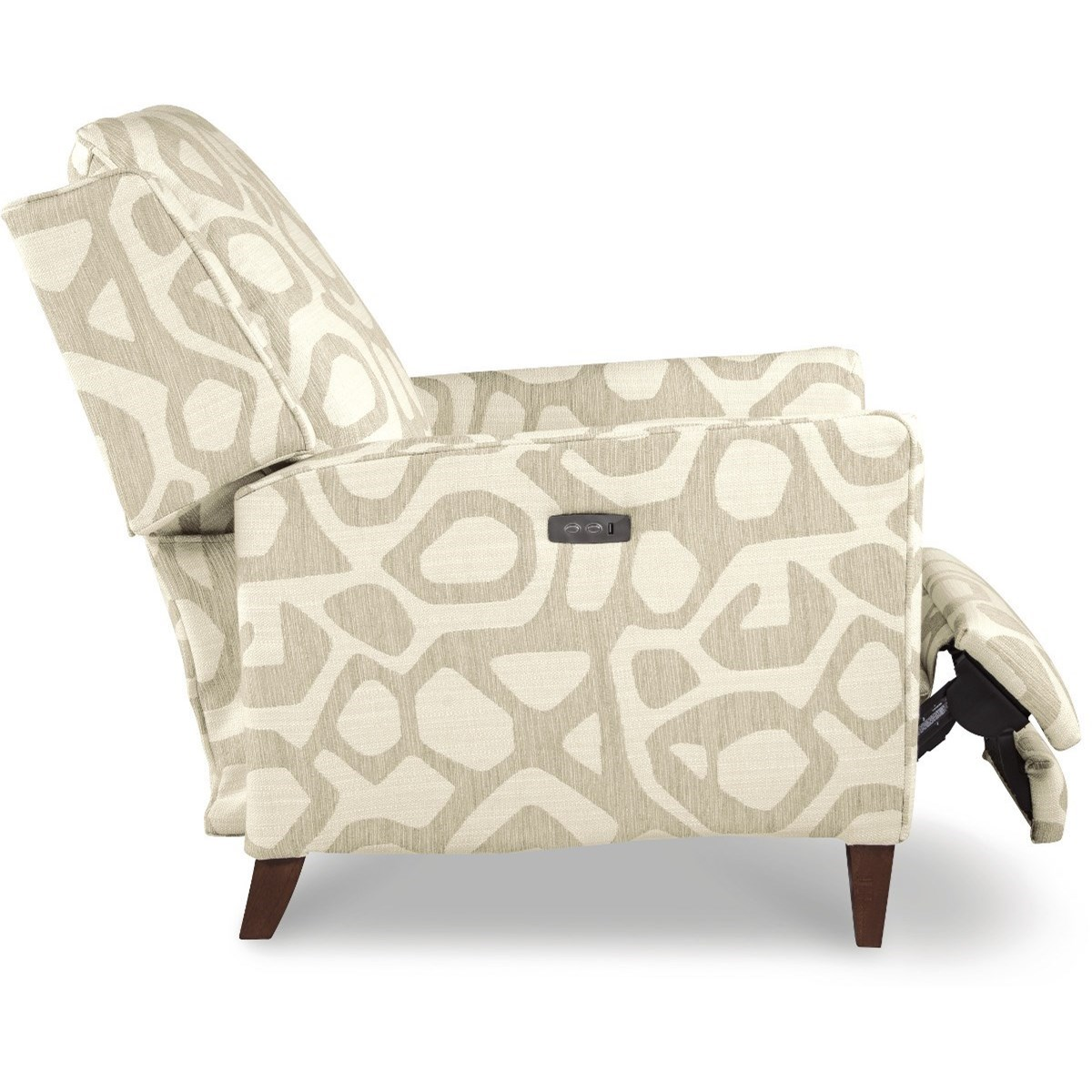 La Z Boy Sonoma Contemporary Power Reclining Chair With