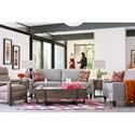 La-Z-Boy Studio La-Z-Boy® Contemporary Premier Sofa