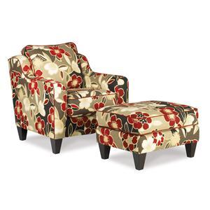 La-Z-Boy Talbot Chair & Ottoman Set