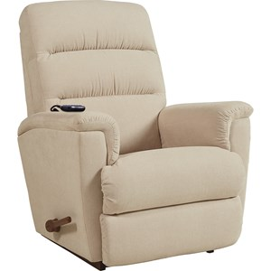 La-Z-Boy Tripoli 2-Motor Massage & Heat Rocker Recliner