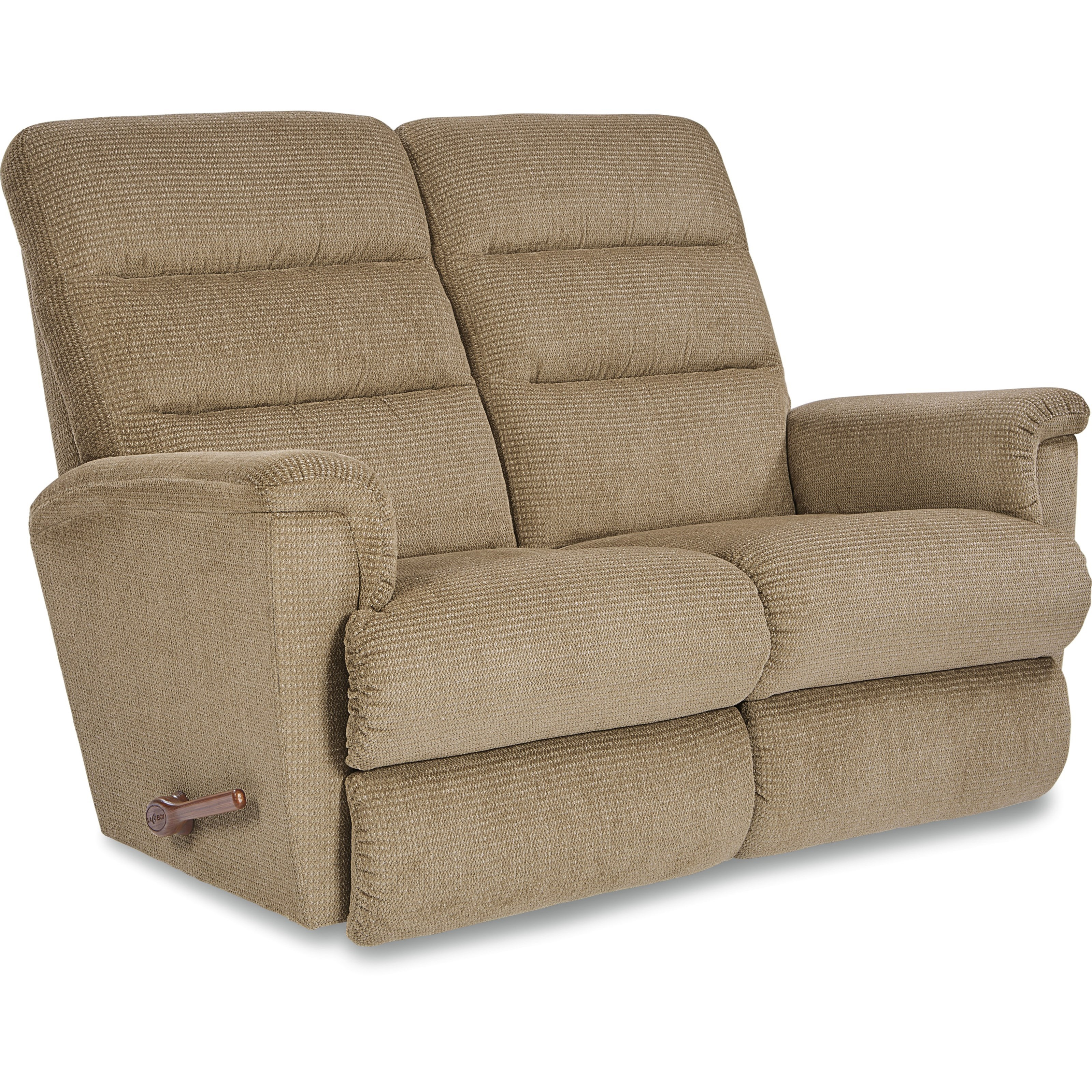 La Z Boy Tripoli Casual Reclining Wall Saver Loveseat