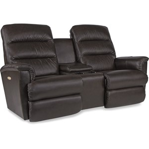 Power-Recline-XRw Full Reclining Loveseat
