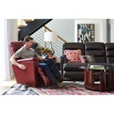 La-Z-Boy Tripoli Casual Power-Recline-XR Rocker Recliner