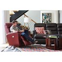 La-Z-Boy Tripoli Casual Power-Recline-XRw Wall Saver Recliner