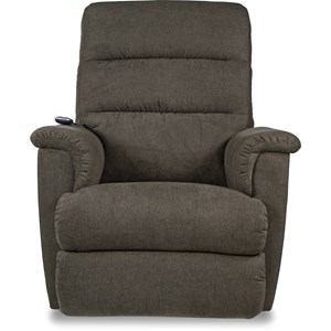 2-Motor Massage & Heat Power Rocker Recliner