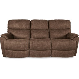 La-Z-Boy Trouper La-Z-Time Full Reclining Sofa
