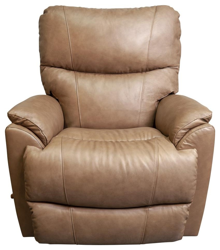 Trouper Leather Match Recliner