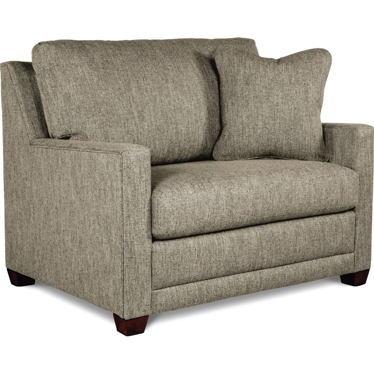 Supreme-Comfort Twin Sofa Sleeper