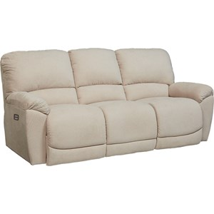 La-Z-Boy Tyler Power La-Z-Time® Full Reclining Sofa