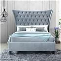 Lacey Furniture Biltmore Queen Upholstered Bed - Item Number: 7805Q-15
