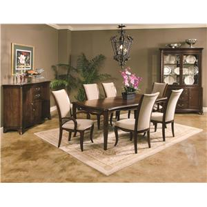 Morris Home Furnishings South Hampton South Hampton Dining Set
