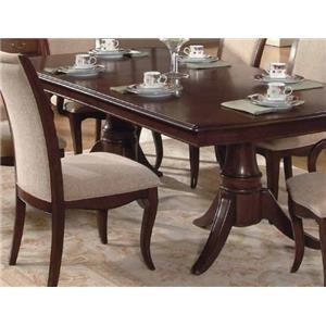 Morris Home Furnishings South Hampton South Hampton Dining Table