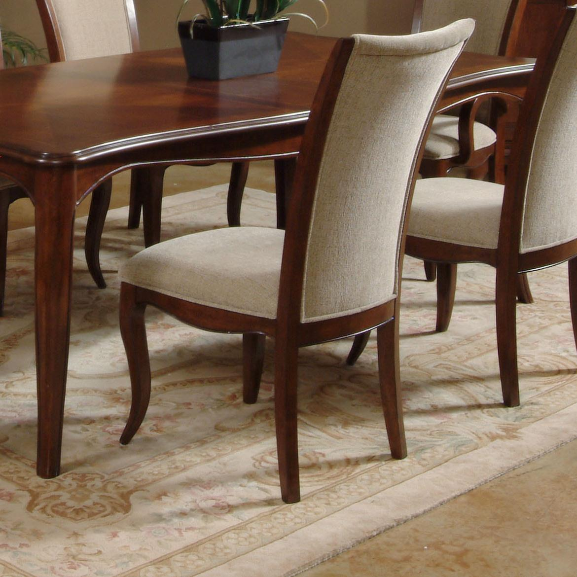 Morris Home Furnishings South Hampton South Hampton Dining Side Chair - Item Number: 837-305
