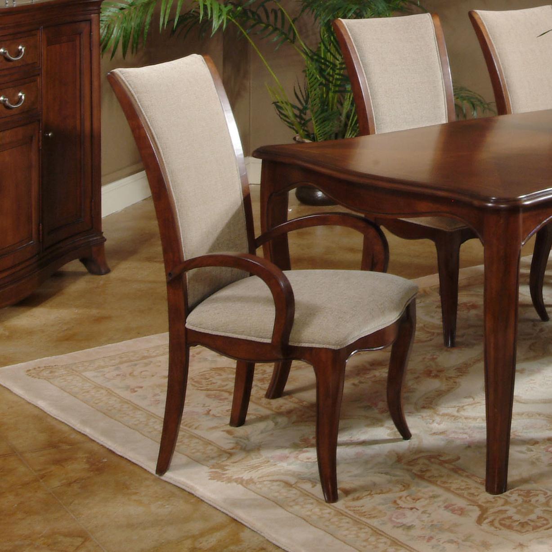 Morris Home Furnishings South Hampton South Hampton Dining Arm Chair - Item Number: 837-306