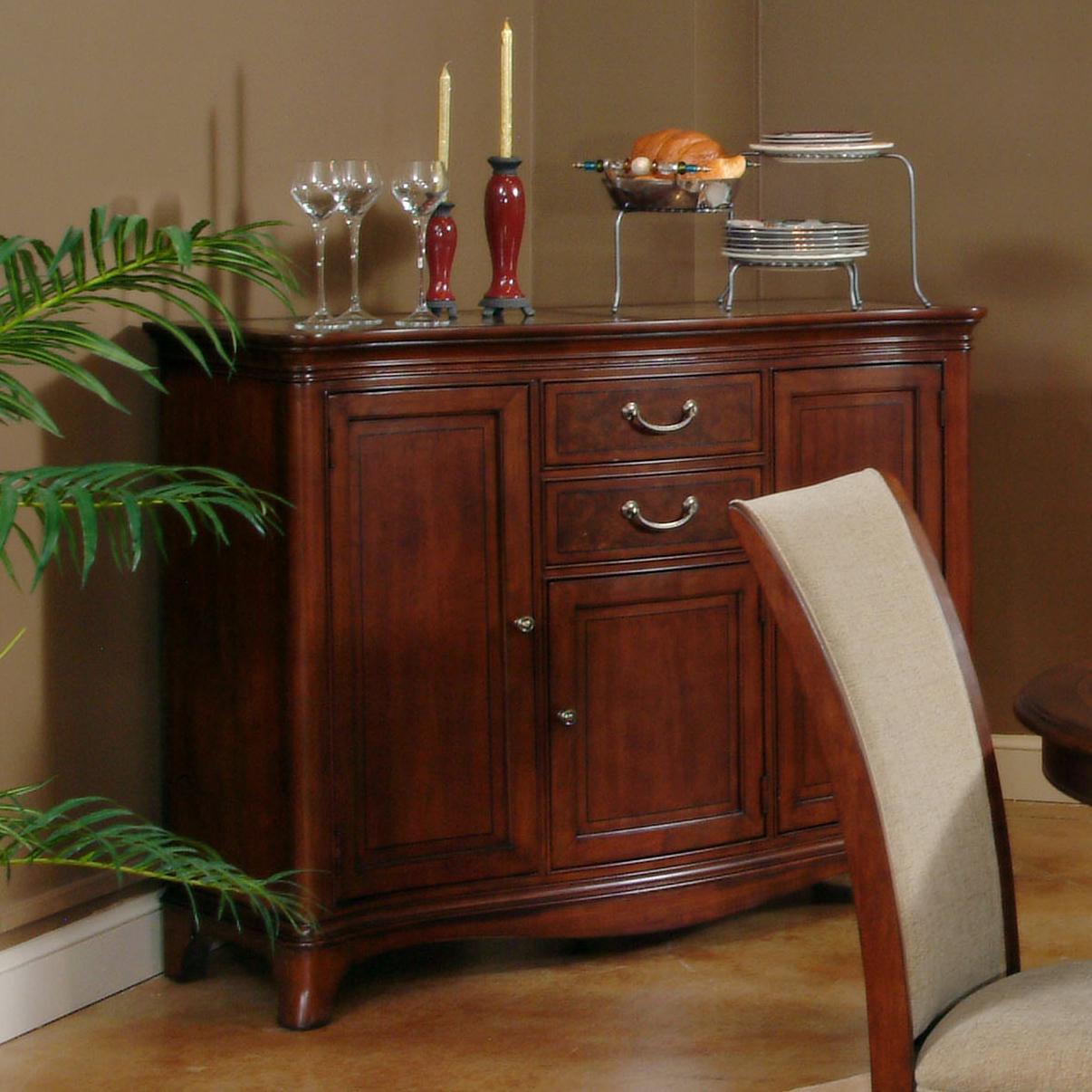 Morris Home Furnishings South Hampton South Hampton Server - Item Number: 837-320
