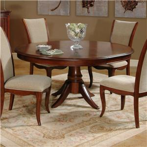 Morris Home Furnishings South Hampton South Hampton Dining Table Top & Base