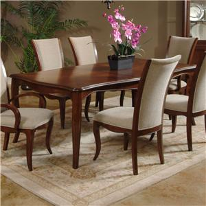 Morris Home Furnishings South Hampton South Hampton Dining Table