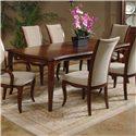 Morris Home Furnishings South Hampton South Hampton Dining Table - Item Number: 837-396