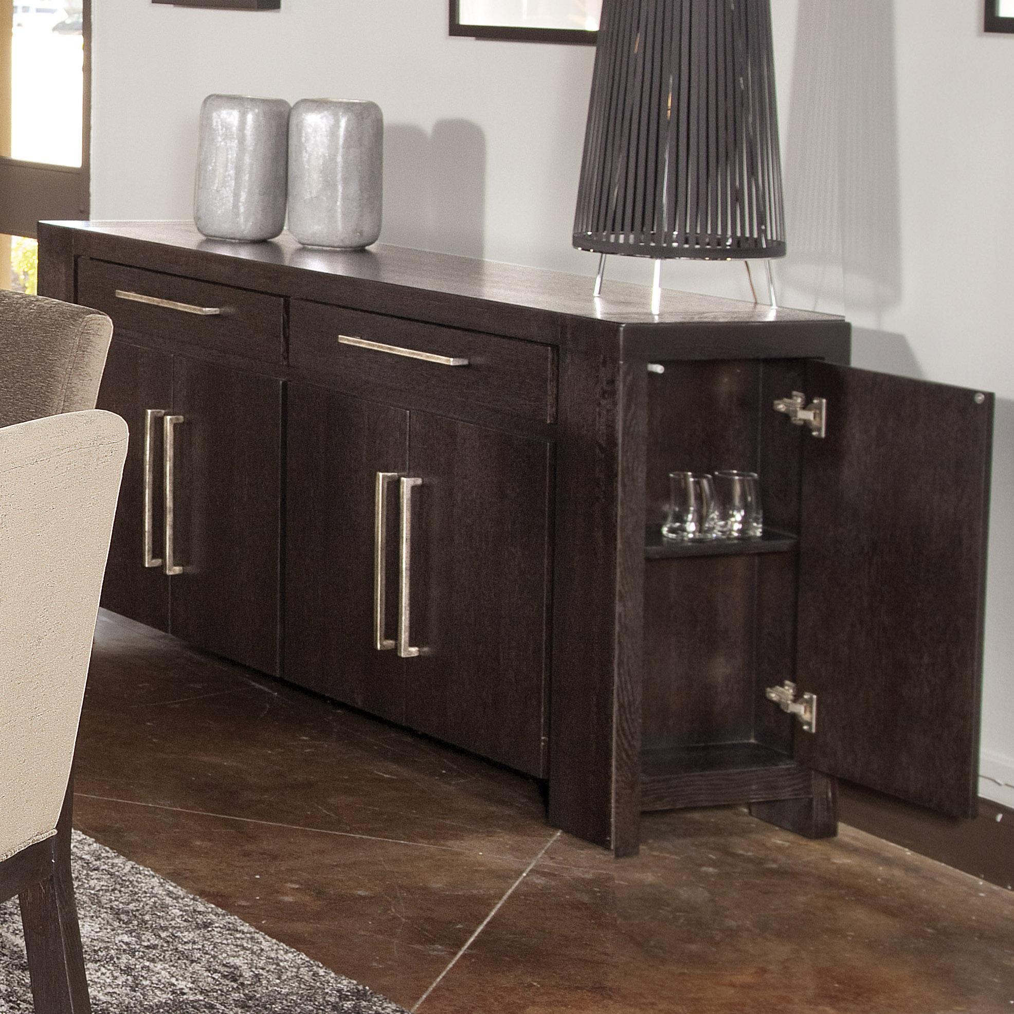 Morris Home Furnishings Metropolis Metropolis Sever - Item Number: LACC-8300-345