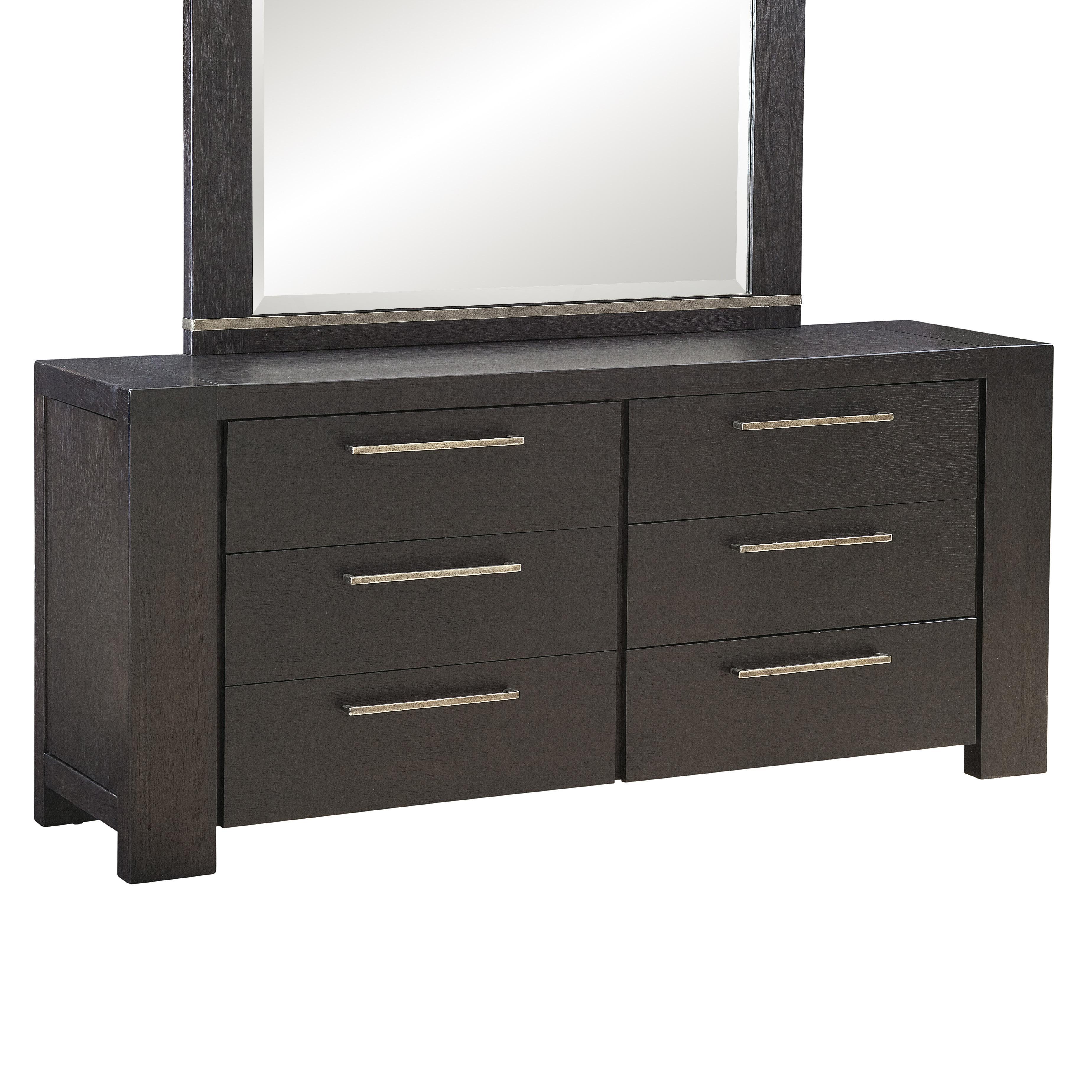 Morris Home Furnishings Metropolis Metropolis Dresser - Item Number: LACC-8300-500