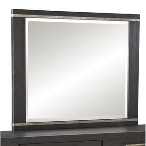 Morris Home Furnishings Metropolis Metropolis Mirror
